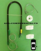 FORD GALAXY WINDOW REGULATOR REPAIR KIT REAR RIGHT 1995 - 2006